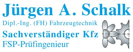 Dipl.-Ing. (FH) Jürgen A. Schalk, Landkreis Straubing-Bogen